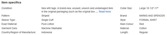 终极指南来了,卖家看过来!eBay上Item Specifics这么整……