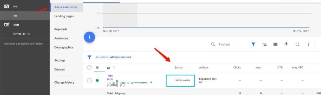 谷歌竞价广告最强教程,优化Google adwords账户第21张-OurTrade